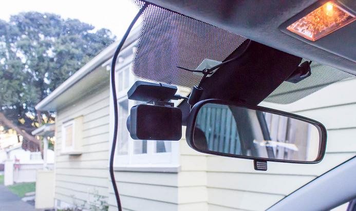 best dash cam for ford ecosport ranger